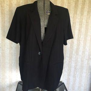 Sag Harbor Plus Size Jacket